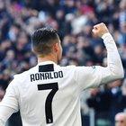 Juventus campione d'Italia, esulta Cristiano Ronaldo