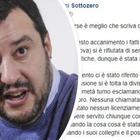 """Gelataia si rifiuta di servire Matteo Salvini: """"E' razzista"""". Il datore di lavoro: ''Se n'è andata via di sua volontà''"""