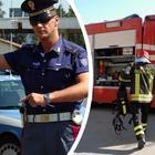 Polizia e militari, ecco il nuovo contratto: aumenti di 102 euro al mese. Per i vigili del fuoco +84 euro