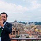 Salvini: «Savona al Tesoro per il bene dell'Italia. L'Ue ci minaccia? Faremo l'opposto»