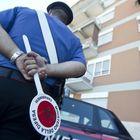 Frosinone, ragazza scippata  in via Adige da un uomo a bordo  di un'auto in corsa