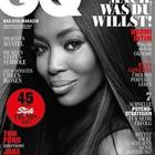 Naomi Campbell supersexy a 46 anni per GQ