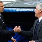 È subito Napoli-Juventus, Ancelotti risponde ad Allegri