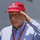 Niki Lauda ricoverato in terapia intensiva per una grave influenza