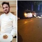 Lo chef Narducci e l'amica uccisi dall'automobilista al cellulare L'uomo gridava: non ho visto niente