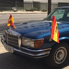 All'asta la Mercedes 450 SEL di Re Juan Carlos: usata nelle visite ufficiali degli anni '70