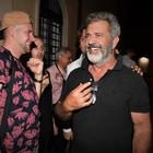 "Mel Gibson, vacanze romane ""golose"" per Mr Braveheart"