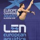 L'azzurra Batki vince l'argento nella piattaforma da 10 metri