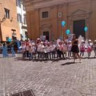 """Infanzia, a Roma un flash mob per """"i diritti che vorrei"""""""