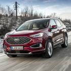 Edge, una grande Ford: stile, comfort e sicurezza. Diesel da 238 cv e cambio automatico a 8 marce