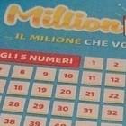 Million Day, estrazione di lunedì 19 agosto 2019: ecco i numeri vincenti