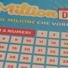 Million Day, diretta estrazione di mercoledì 4 settembre 2019