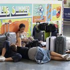 Caos treni, da Milano a Napoli passeggeri inferociti
