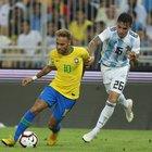 Brasile-Argentina 1-0: risolve l'interista Miranda
