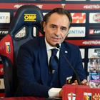 Prandelli, la gaffe 'hard' del tecnico del Genoa: «Non possiamo parlare di f**a»
