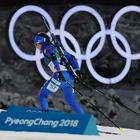 Biathlon, delusione azzurra: Vittozzi undicesima, Wierer quindicesima. «Sofferto il freddo»