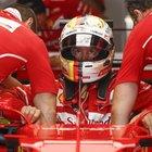 Gp di Sepang, Vettel: «Sono contento per il risultato ma speravo nel podio»