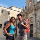 Da Canterbury a Leuca a piedi in 121 giorni. L'avventura di Marco e Valentina lungo la via Francigena