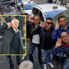 """Mourinho show allo Stadium, sui social è delirio. E a Napoli tassisti e cuochi lo """"imitano"""""""