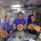Voglia di pizza anche nello spazio: il video di Paolo Nespoli è virale