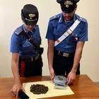 Controlli antidroga dei carabinieri di Anacapri, pusher 26enne arrestato