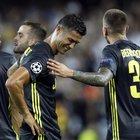 Valencia-Juventus 0-2: doppio Pjanic su rigore, CR7 espulso