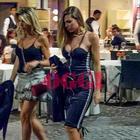 Ilary Blasi, l'abito è strizzatissimo: e la signora Totti rischia l'incidente hot