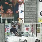 Michelle Hunziker e Tomaso Trussardi, spesa in Porsche (Diva e donna)
