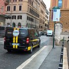 Di Maio e Grillo al Viminale per il nuovo simbolo M5S lasciano il furgone in divieto di sosta