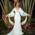 Da Victoria Beckham a Kate Moss, gli abiti da sposa più stravaganti delle fashion icon