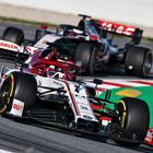 Acuto di Raikkonen e dell'Alfa Romeo nel 2° giorno dei test F1 a Barcellona