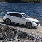 Mercedes EQC, autonomia e ricarica rapida. Grazie a We Charge è possibile individuare le colonnine per il pieno in tutta Europa