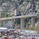 Salerno, prove sicurezza sul viadotto Gatto: scatta lo stop al traffico