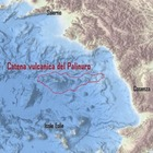 Mar Tirreno, 15 vulcani sommersi è la catena del Palinuro   Video