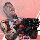 GP del Giappone, Dovizioso cade, Marquez vince ed è sette volte campione del mondo