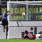 L'Inter si prende il derby nel recupero: gol di Icardi, ma il Milan paga l'errore di Donnarumma