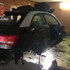 Scoperta centrale di riciclaggio delle auto rubate nel Casertano