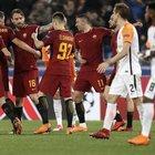 Roma fantastica stende lo Shakhtar con Dzeko e vola ai quarti di Champions