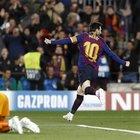 Champions, Messi trascina il Barcellona, lo United eliminato