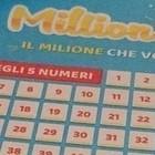 Million Day, i numeri vincenti di martedì 11 febbraio 2020