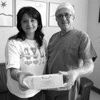 Rossella e la cura possibile: salvati altri 300 bambini