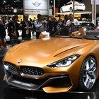 """BMW Z4, debutta la nuova """"scoperta"""" dell'Elica Blu che ruba gli sguardi sul palcoscenico francese"""