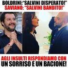 Laura Boldrini attacca Salvini: «Che uomo è chi dice che la pacchia finita?»