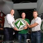 L'Avellino presenta il nuovo logo