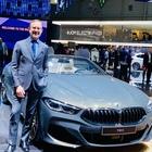Solero: «Partnership BMW-Mercedes fondamentale per mobilità del futuro. Le ibride plug-in in grande espansione»