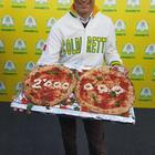 Il 14 dicembre pizza gratis in piazza per festeggiare il titolo Unesco