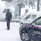 Bloccate dalla neve sui Picentini, tre persone salvate dai carabinieri