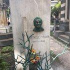 Tutti da Viviani: l'omaggio al cimitero di Poggioreale