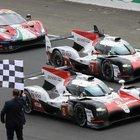 """L'ora di Alonso. Toyota imprendibile, trionfo a Le Mans. Alla """"24 Ore"""" la casa di Nagoya fa doppietta"""