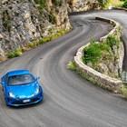 L'Alpine A110 torna sul Col de Turini e diventa ancora più sportiva